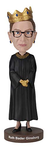 Royal Bobbles Notorious RBG Bobblehead