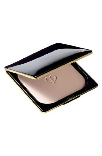 Refining Pressed Powder LX (With Case & Puff) 5g/0.17oz by Cle De Peau