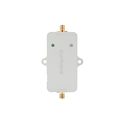 Sunhans SH-2500 WiFi Signal Booster 2500mW 2.4Ghz 34dBm Wireless Amplifier 802.11n/b/g Indoor Signal Booster Repeater