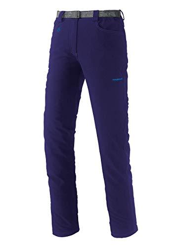 Mujer Largo Trangoworld Pc007778 Azul Pantalón Tinta ZwAPt0aq