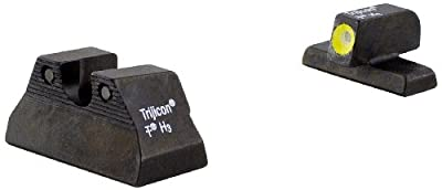 H and K Trijicon USP Compact HD Front Outline Night Sight Set from Trijicon
