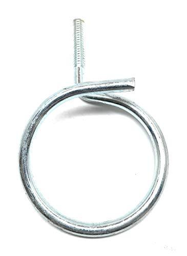 Threaded Bridle Ring Box Qty 100 1/4-20 Thread (1-1/2)