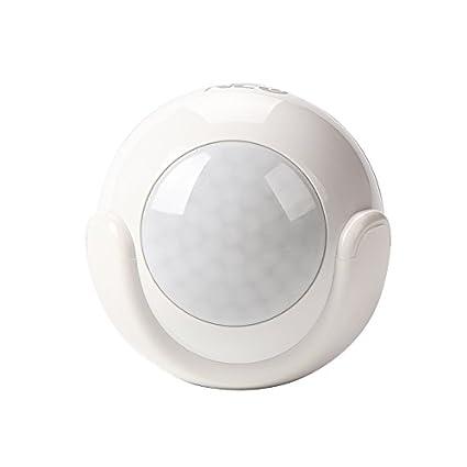 Wi-Fi PIR - Sensor de Movimiento con Alarma de Detección de Movimiento, Color