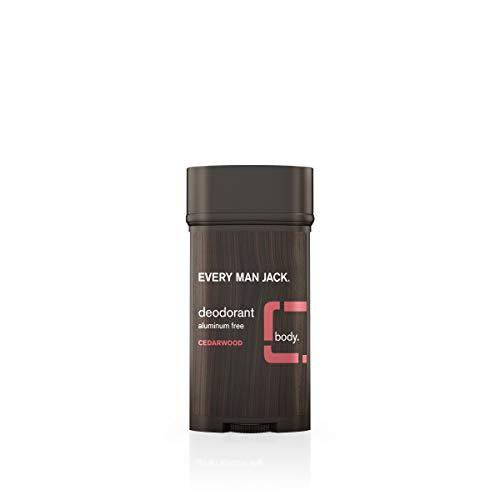 Every Man Jack Deodorant, Cedarwood, 3.0-ounce ()