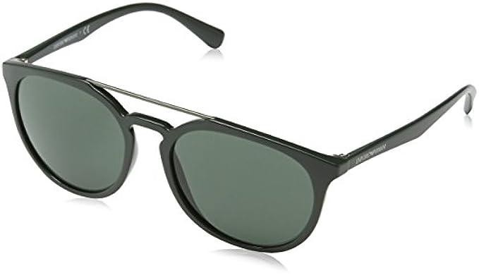 Armani Uomo Verde Green Da Sole 56 Occhiali Emporio Ea4103-559771-56