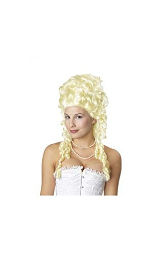 Marie Antionette Wig Blonde (Marie Antionette Wigs)