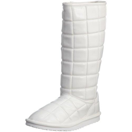 Botas - 4061-quiltw White