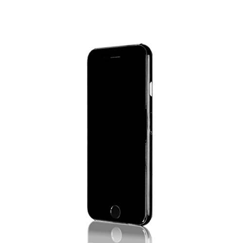 AppSkins Vorderseite iPhone 6s - Brilliant Diamantschwarz/ jet black