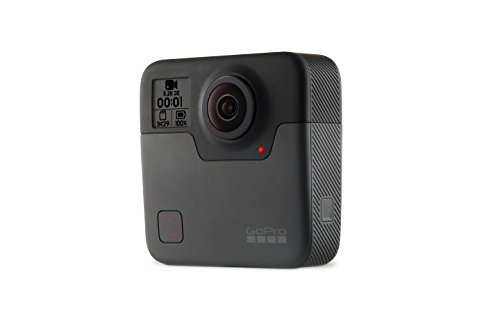 Large Product Image of GoPro Fusion — 360 Waterproof Digital VR Camera with Spherical 5.2K HD Video 18MP Photos