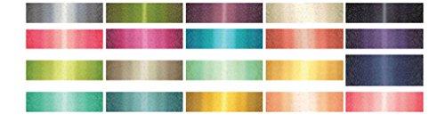 Ombre Confetti Metallic 20 Fat Quarter Bundle by V and Co. for Moda Fabrics, 10807AB by Moda Fabrics (Image #2)