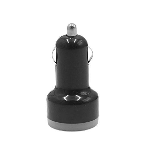 Amazon.com: eDealMax Adaptador Cargador Para vehículos Negro ...