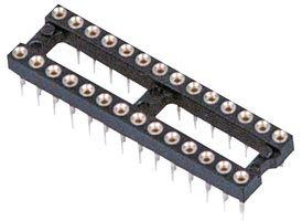 40POS MILL MAX 110-43-640-41-001000 DIP Socket Through Hole
