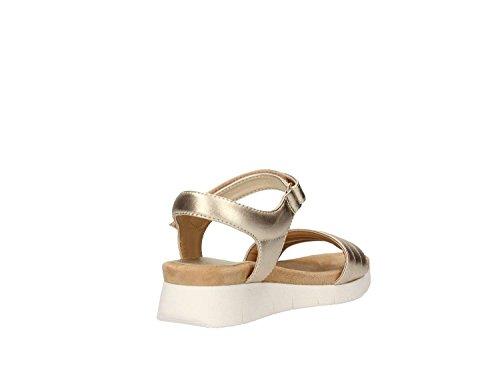 Unisa - Sandalias de vestir para mujer Platino