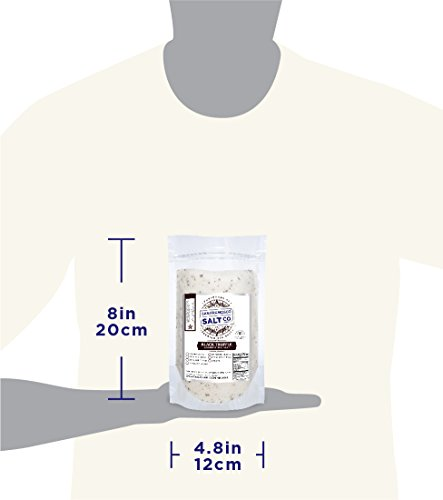 1 lb. Bulk Bag - Authentic Italian Black Truffle Salt by San Francisco Salt Company (Image #8)