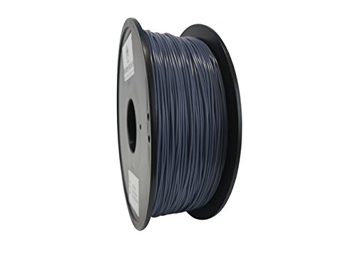 MatterHackers Grey PLA Filament - 1.75mm