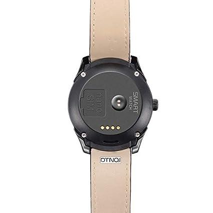 XuBa NO.1 D7 Smart Watch Android 4.4 500mAh SIM GPS WiFi 3G ...