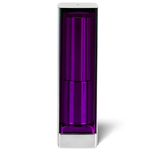 Maybelline New York Color Sensational Purple Lipstick, Satin Lipstick, Brazen Berry, 0.15 oz