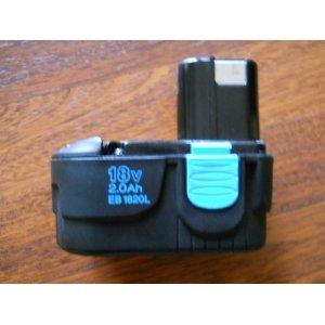18V / 2Ah NiCd Battery EB1820 - EB1820JD