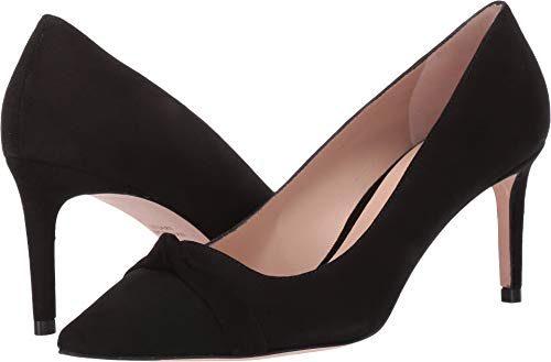 Stuart Weitzman Women's Fontaine Black Suede 7 M US from Stuart Weitzman