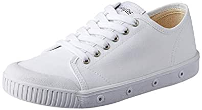 Spring Court Women's G2S-1001 Canvas Trainers, White, 36 EU