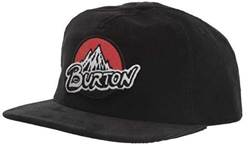 Burton Boys' Retro Mountain Hat, True Black W20