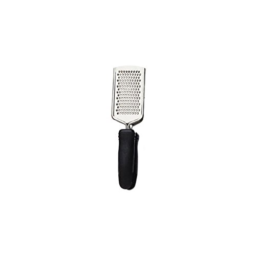 Focus Foodservice Black Cheese Grater, 10 inch -- 6 per case