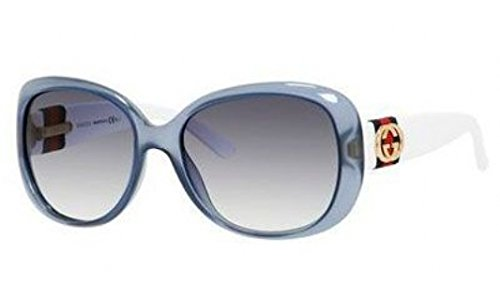 Gucci Sunglasses - 3644 / Frame: Azure Lens: Gray Gradient by Gucci