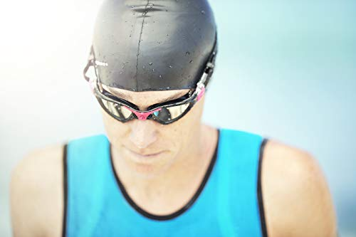 Aqua Sphere Kayenne Ladies with Mirrored Lens (Black/Pink) Swim Goggles for Women. by Aqua Sphere (Image #6)