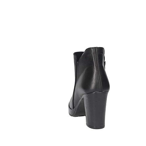 Bottines Bage In Femme Italy Bottes 23 Nero Noir Made xOPqZYO7U