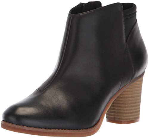 Kora Black Boot Ankle Women's SoftWalk OZqU55