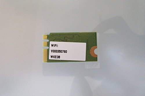 OEM WiFi Wireless Card PA5197U-1MPC for Toshiba Satellite C75D-B7350 17.3'' Notebook New Genuine by Toshiba