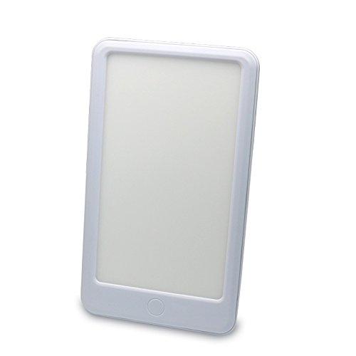 EPHVODI Happy Light Daylight Happy Energy Lightbox Good Mood Therapy Energy Bright White LED Lamp-100% UV Free by EPHVODI (Image #3)
