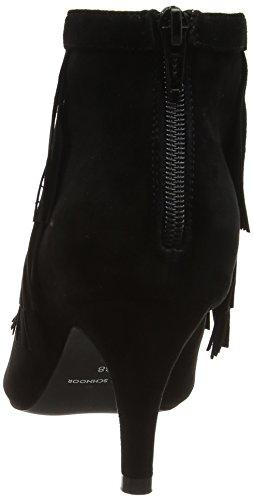 Sofie Schnoor Pump W. Fringes Damen Pumps Schwarz (Black)