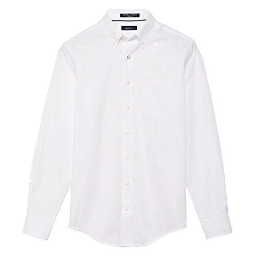 Gant Herren Business-Hemd weiß weiß Einheitsgröße