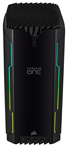 CORSAIR ONE a100 Compact Gaming PC (AMD RYZEN 9 3900X, GEFORCE RTX 2080) (Color: GEFORCE RTX 2080, Tamaño: AMD RYZEN 9 3900X)