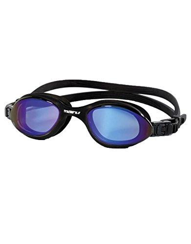 Maru Ace Miroir anti-buée pour masque de ski Noir/violet