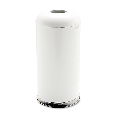rubbermaid-commercial-steel-15-gallon-fire-resistant-open-top-waste-receptacle-round-white-r32eglw