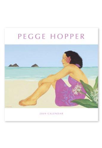 2009 Twelve Month Calendar - Pegge Hopper 2009 12 Month Deluxe Calendar