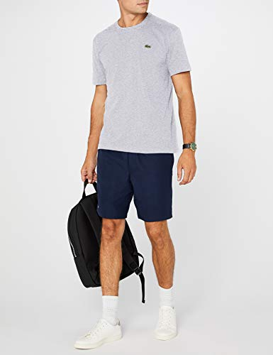 Homme Gris Chine Shirt T Lacoste fF6Ew