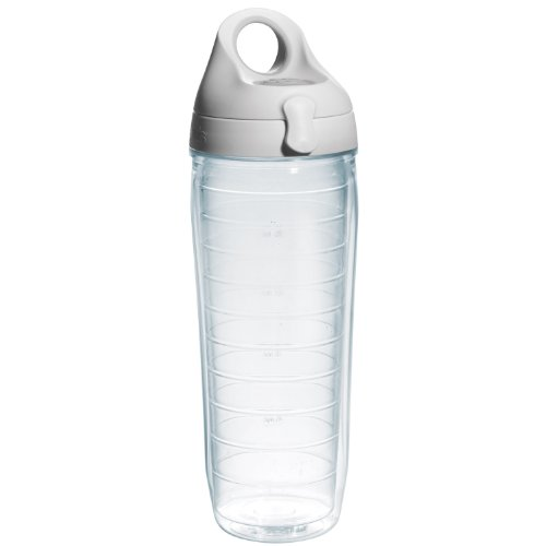 Tervis 24 oz. Clear Water Bottle (Bottle Tervis Water)