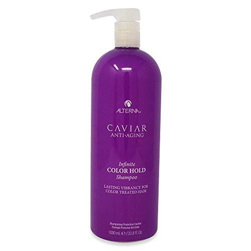 Alterna Caviar Anti-Aging Infinite Color Hold Shampoo Lasting Vibrancy For Color Treated Hair 33.8 Ounce