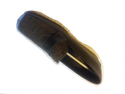 ZACCHO SHOES Brown 4885 BOXED SIZE 40 RRP £55.00 XKa6jh4g