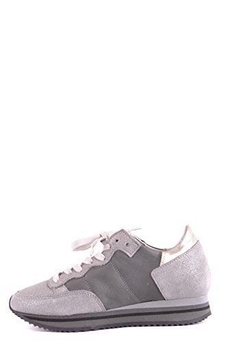 Grey Model Suede MCBI238081O Sneakers Philippe Women's PtwqdxxnB