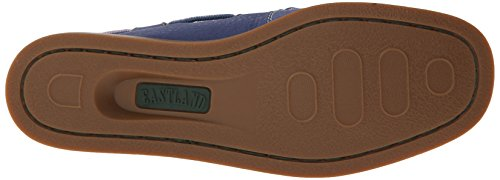 6 Bomber Women's US Loafer Slip 5 Blue Brown M Yarmouth Eastland On wfq0RxX
