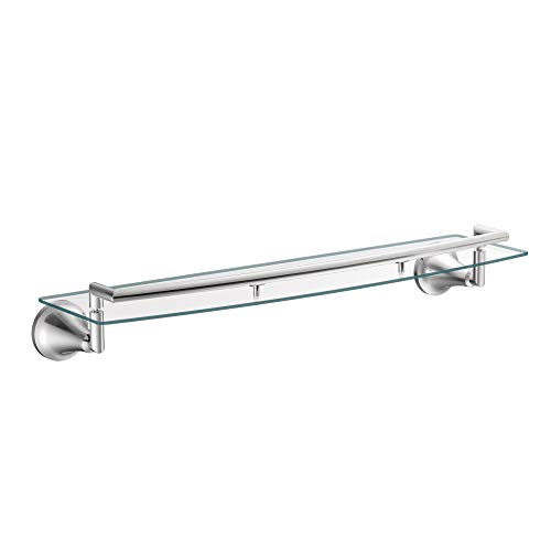 Moen YB5890CH Icon Vanity Shelf, Chrome ()