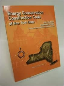 Energy Conservation Construction Code of New York State: Department ...