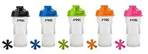 Fit & Fresh Jaxx Shaker Bottle, 28-Ounce, Assorted Colors
