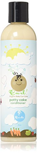 Curls It's a Curl Organic Baby Curl Care Patty Cake Conditioner - Patty Fatty
