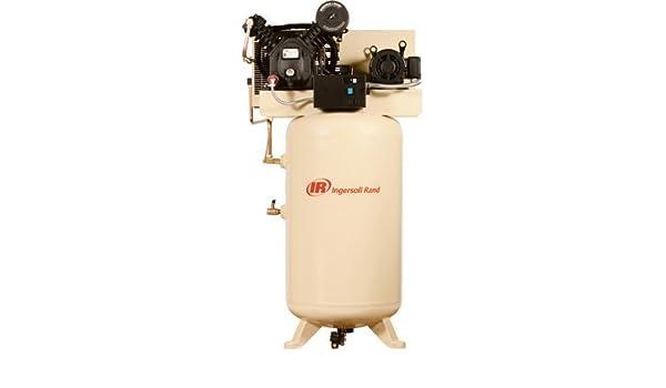 Ingersoll Rand Co Air Compressor 2475 80V 7 5Hr 45465523