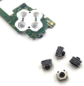 Botones de botón Izquierdo y Derecho LR R R para Nintendo Switch Joy-con Joystick de Repuesto, 4 Unidades: Amazon.es: Electrónica